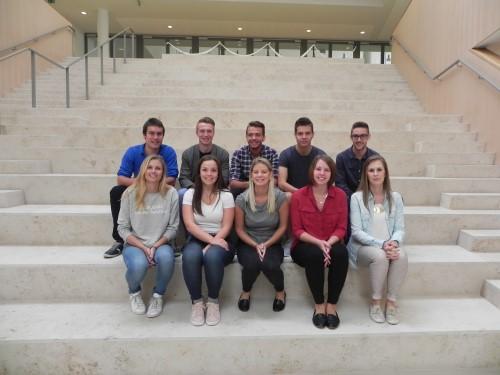 Oud-leerlingen Agnetencollege vertellen over hoger onderwijs
