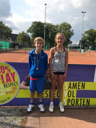 SVS tennistoernooi in Overpelt