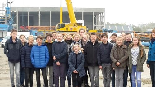 Bezoek aan geothermische site in Mol