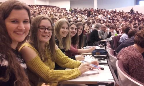 Juniorcollegedag in Leuven voor 6 Latijn