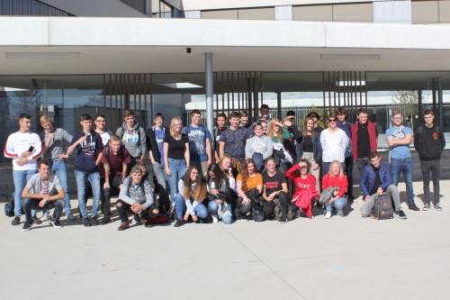 Agnetencollege ontvangt leerlingen uit La Roche-en-Ardenne