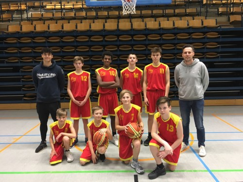 SVS Basketbal