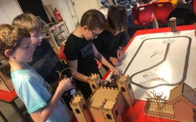 Eerstejaarsleerlingen Agnetencollege op uitstap naar techniek- en wetenschapsacademie