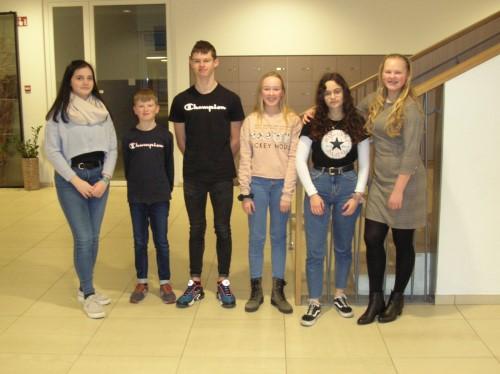 Taaluitwisseling met leerlingen uit La Roche-en-Ardenne