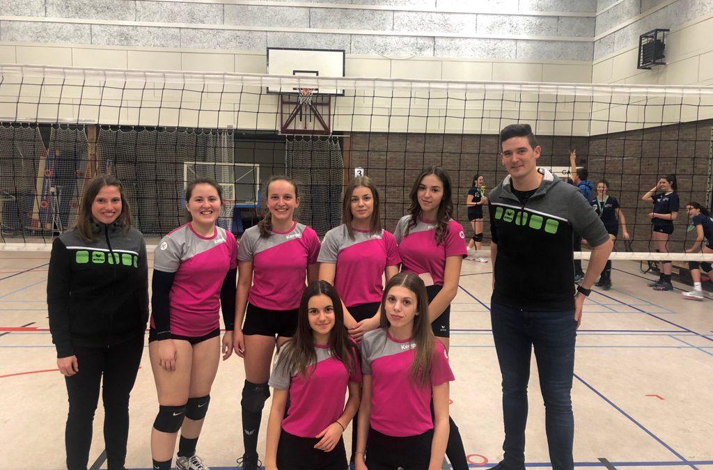 Provinciaal kampioenschap volleybal cadetten meisjes